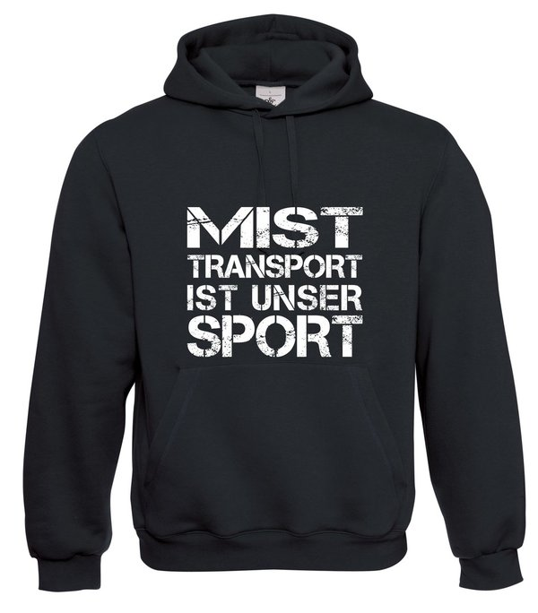 Unser Sport - Misttransport