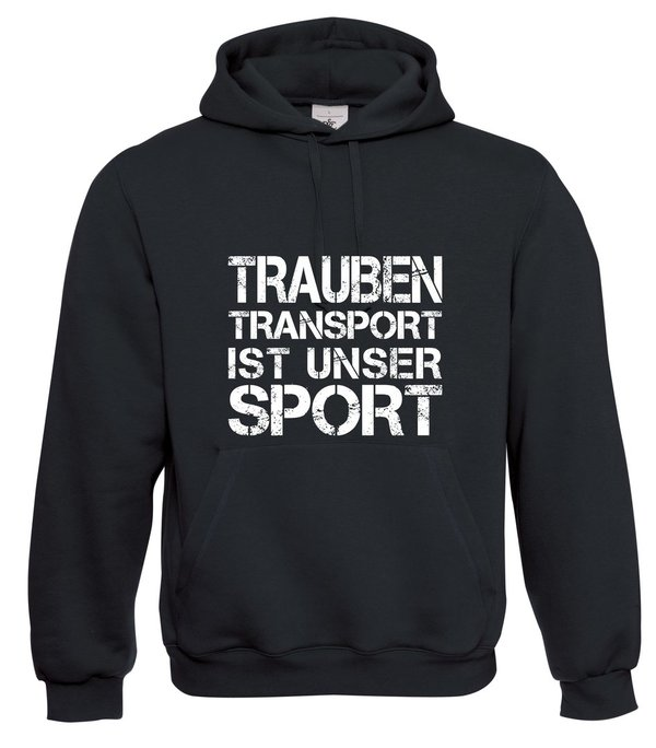 Unser Sport - Traubentransport